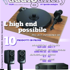 Editoriale AudioGallery 7