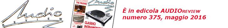 In edicola il nuovo numero di AudioReview