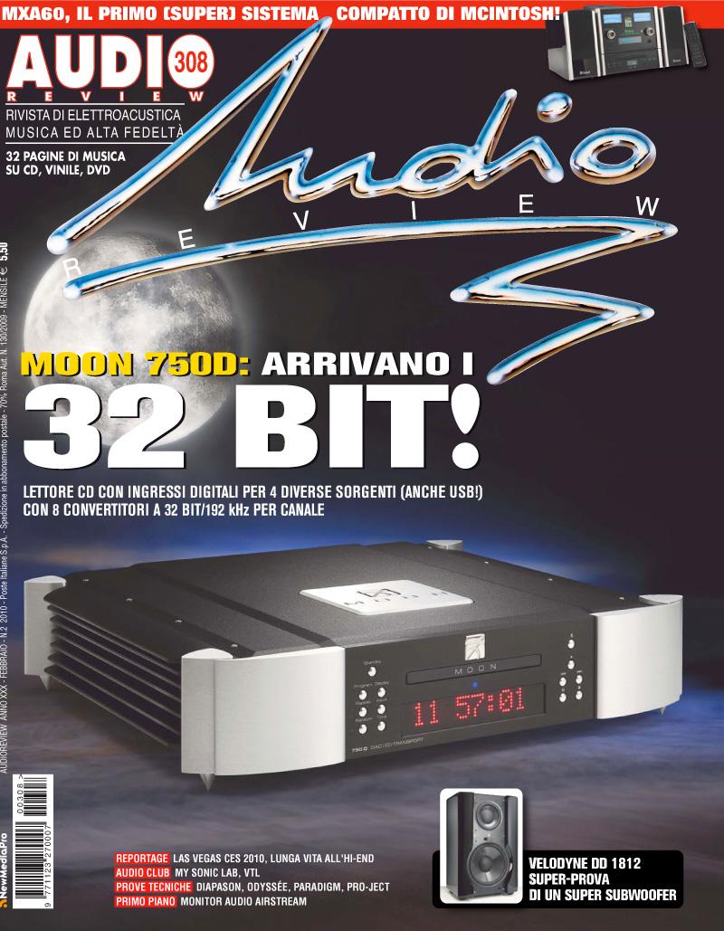 AUDIOreview 308