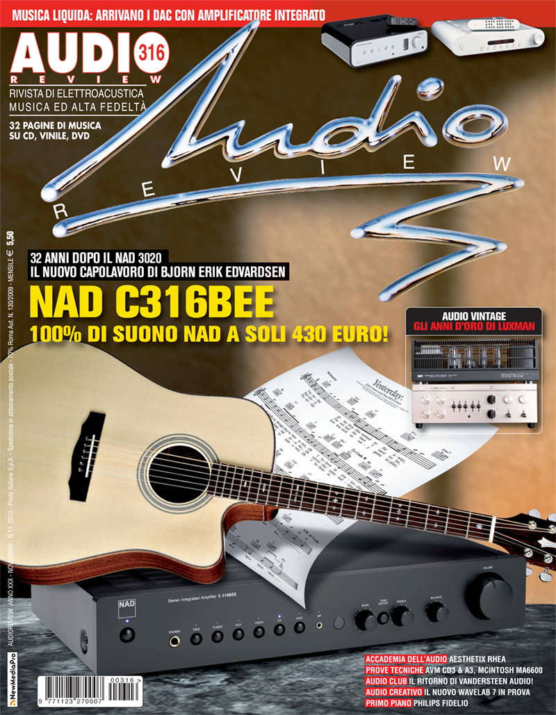 AUDIOreview 316