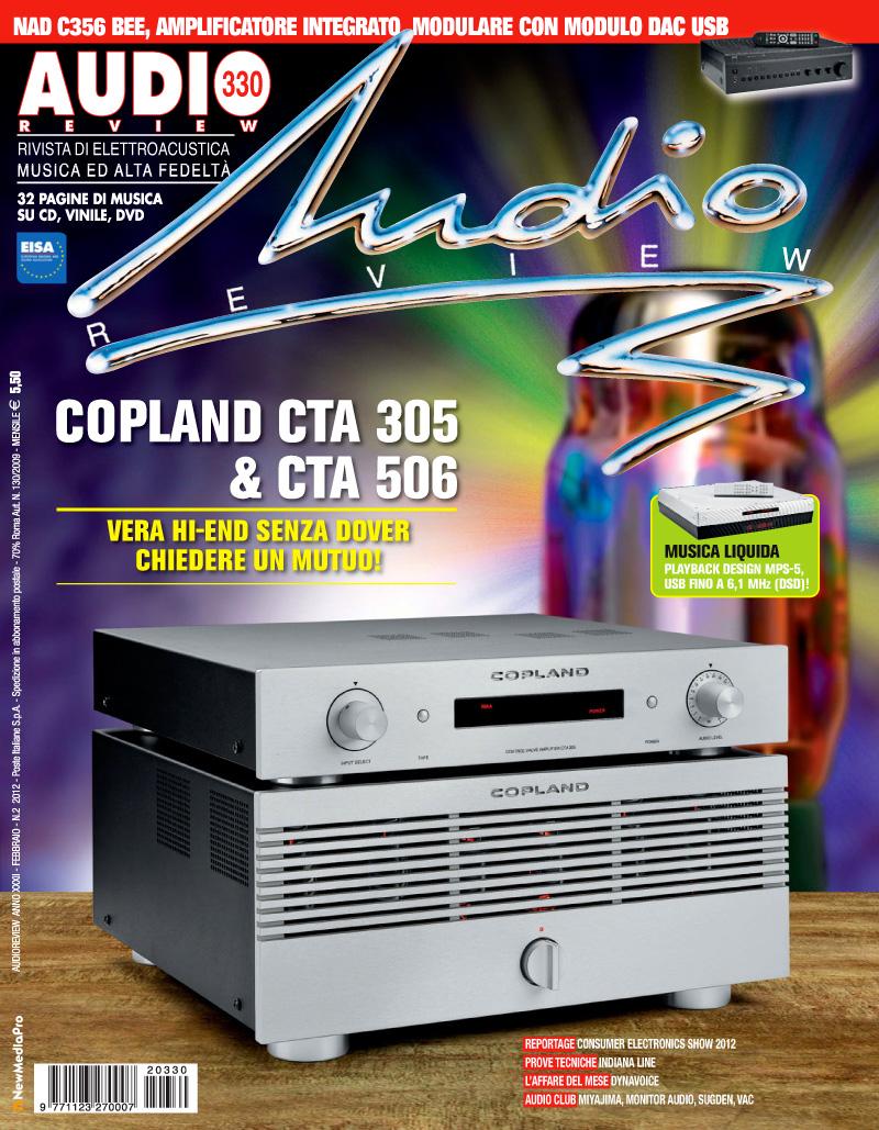 AudioReview 330