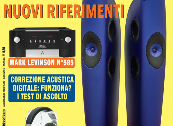 AudioReview 365, luglio 2015