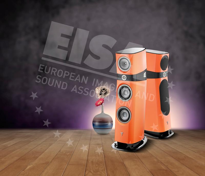 Focal Sopra N°2 - European High-End Loudspeaker 2015-2016
