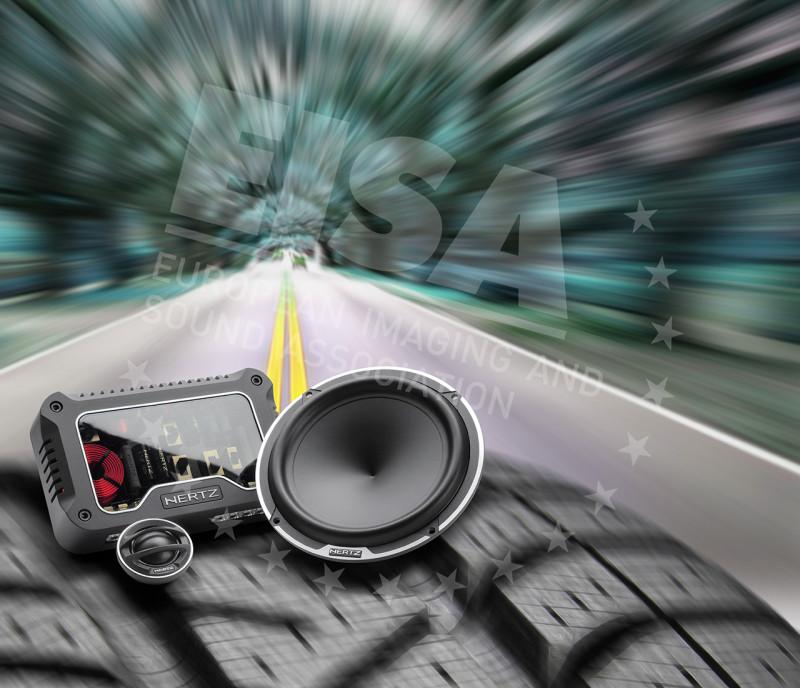 Hertz MLK 1650.3 - European In-Car Speaker System 2015-2016