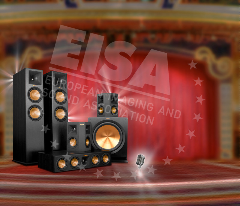 Klipsch Reference Premium RP-280 Home Theatre-System - European HT Speaker System 2015-2016