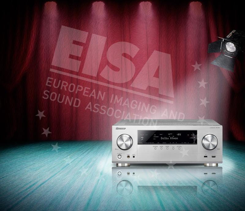 Pioneer VSX-930 - European HT Receiver 2015-2016
