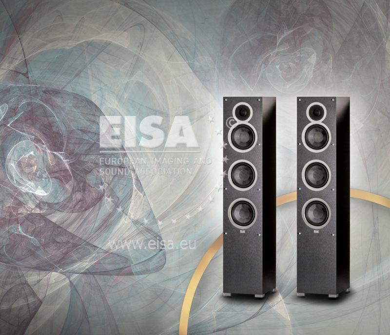 ELAC Debut F6 - EUROPEAN LOUDSPEAKER 2016-2017
