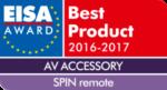 EUROPEAN-AV-ACCESSORY-2016-2017---SPIN-remote