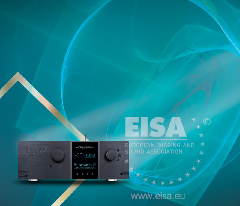 Trinnov Audio Altitude32 - EUROPEAN HT HIGH END 2016-2017