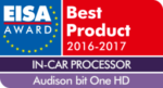 EUROPEAN-IN-CAR-PROCESSOR-2016-2017---Audison-bit-One-HD