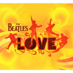 Beatles Love DVD Audio