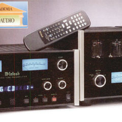 Mclntosh C2200 e MC2102