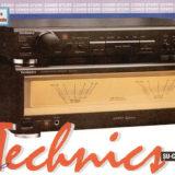 Technics SU-C1000 e SE-A1000