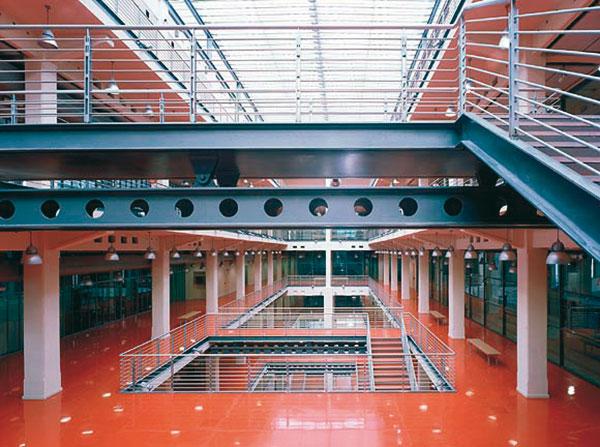 Figura 5 - La sede del Corso di Studi in Ingegneria dell'autoveicolo.