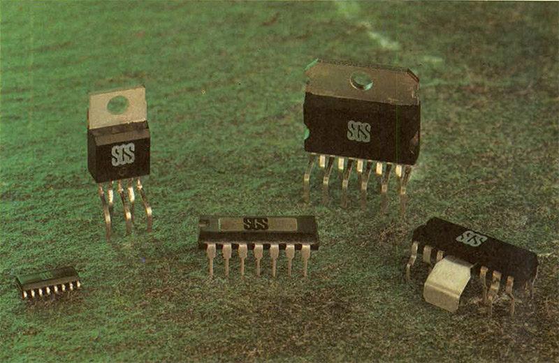 Foto package di potenza (SGS).