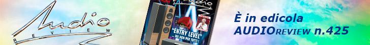 Leggi il sommario completo di AudioReview 425