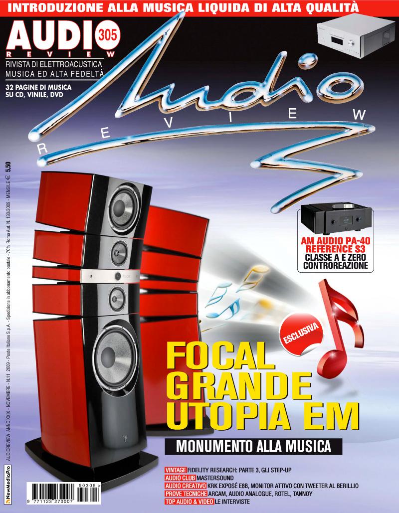 AUDIOreview 305