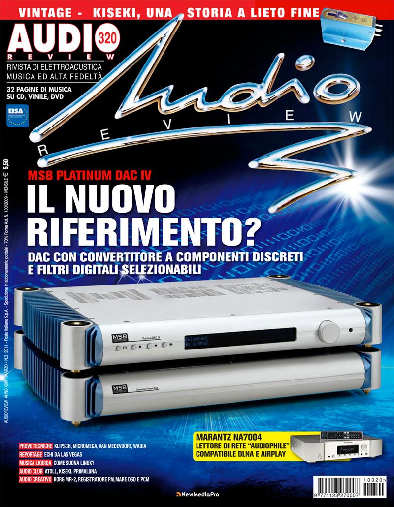 AUDIOreview 320