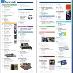 Sommario AudioReview 384