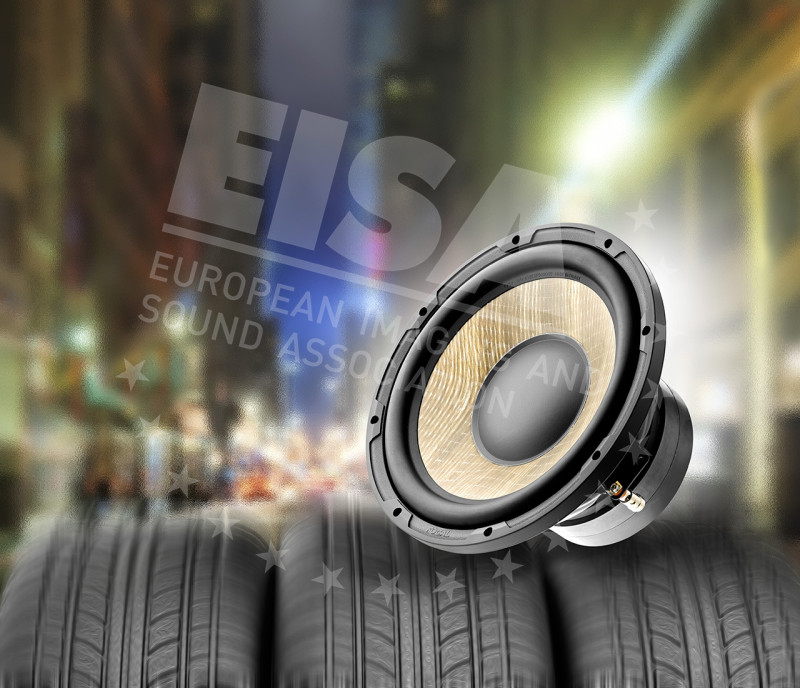 Focal Performance Expert P 25 F - European In-Car Subwoofer 2015-2016
