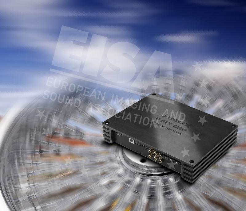 HELIX P SIX DSP - European In-car Amplifier 2015-2016