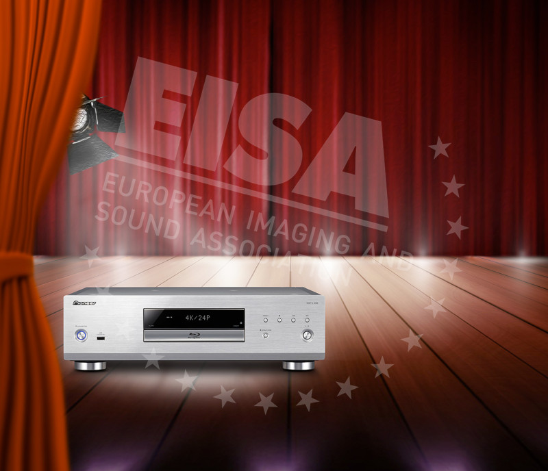 Pioneer BDP-LX88 - European Blu-ray Player 2015-2016