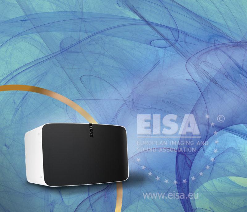 Sonos PLAY 5 - EUROPEAN MULTIROOM SYSTEM 2016-2017