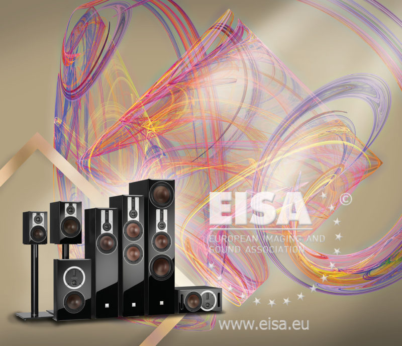 DALI OPTICON 5 - EUROPEAN HT SPEAKER SYSTEM 2016-2017