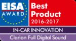 EUROPEAN-IN-CAR-INNOVATION-2016-2017---Clarion-Full-Digital-Sound