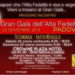 Gran Galà a Padova