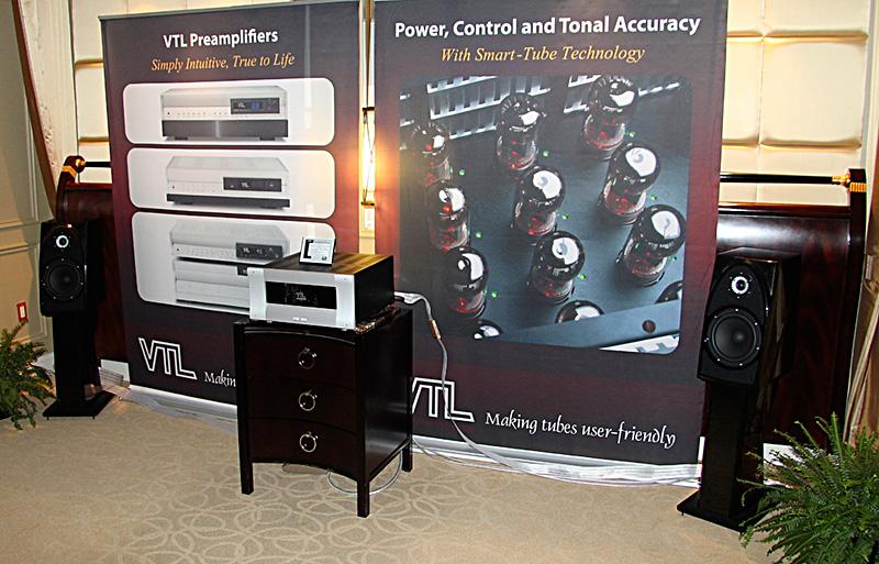 I diffusori Wilson Audio Duette con VTL