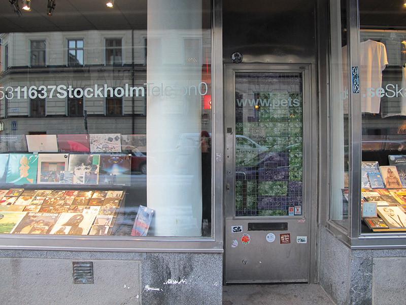PetSounds, vero padrone musicale di Skånegatan: il negozio è anche uno dei più storici della città, ha infatti saputo sapientemente sopravvivere per ben tre decadi nutrendo e crescendo diverse generazioni di amanti della musica.