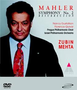 Mahler Mehta DVD Teldec