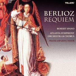 Berlioz Requiem SACD Telarc