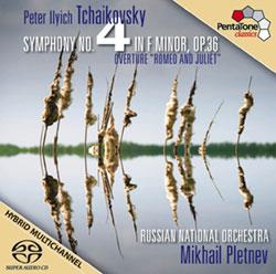 Tchaikovsky Quarta Pletnev