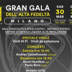 Gran Galà Milano posticipato!