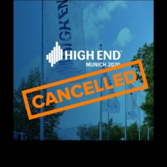 HIGH END 2020 – Cancellato causa diffusione coronavirus