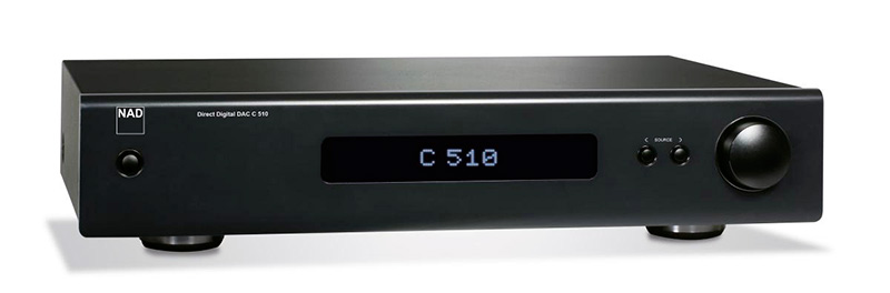 NAD-direct-digital-DAC-C510