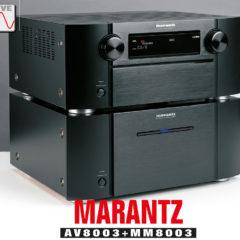 Marantz AV8003+MM8003