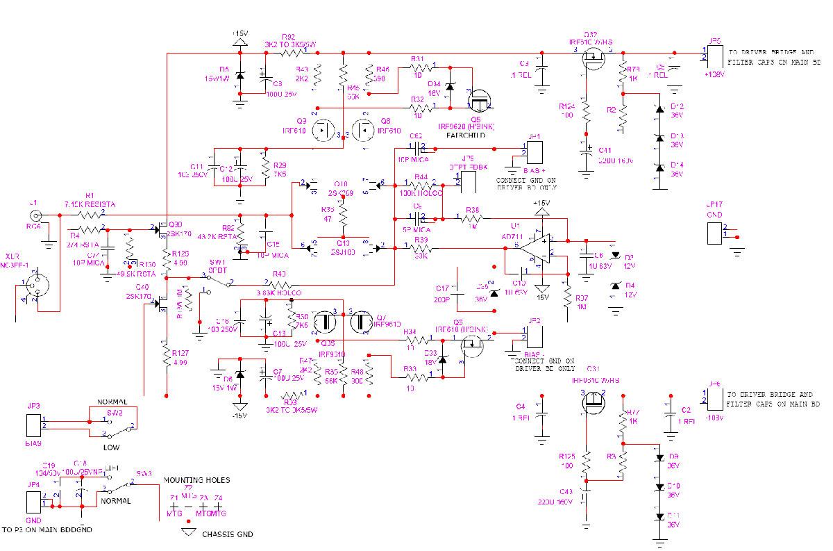 Schemi Elettrici Hi Fi : Schema 1 audioreview