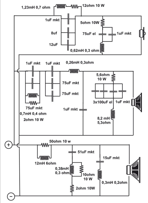 Figura 4. Schema elettrico