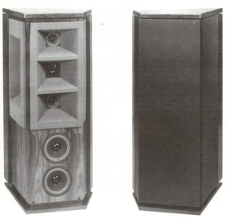 Le AR Magie Speaker, emettono parte dell'energia sonora frontalmente e parte verso le pareti laterali. I segnali acustici opportunamente trattati vengono irradiati da due sistemi di altoparlanti differenti.