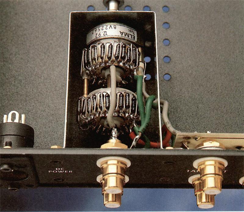 Foto 1 - L'attenuatore passivo montato. Questo componente è il più difficile da realizzare.