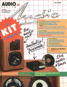 AUDIOreview 38, aprile 1985