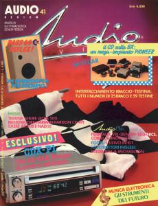AUDIOreview 41, luglio-agosto 1985