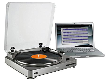 Giradischi Audio Technica AT-LP60USB